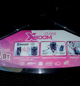 Музыкальная минисистема XBoom LG OM5540