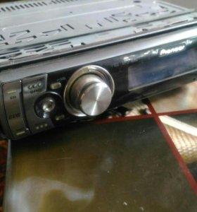 Пионер диски радио без флэшки. Торг.