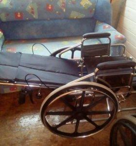 Функциональное инвалидное кресло