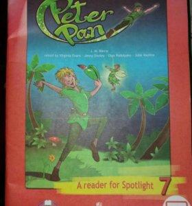 Книга для чтения по английскому 7 класс