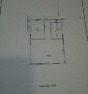 Тех план паспорт на дом квартиру здание помещение