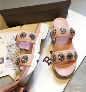Босоножки Dior 🦄
