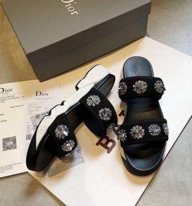 Босоножки Dior 🌑🌙