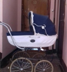 коляска-люлька inglesina classica