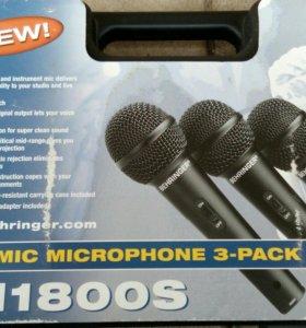 Шнуровой микрофон