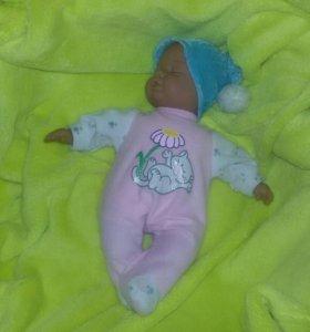 Куколка- сплюшка. Пупс.