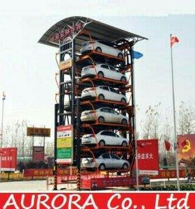 Вертикальная парковочная система