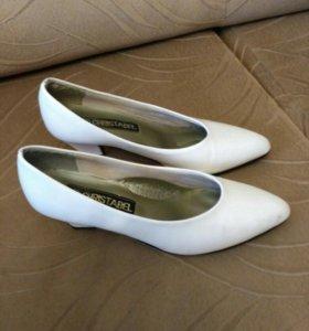 Туфли, кожа
