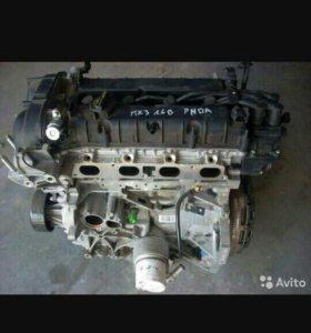 Двигатель форд фокус 3 1.6 2014