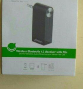 Bluetooth адаптер aux.