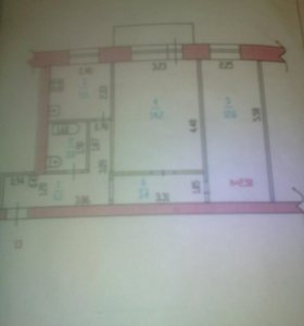 Продаю 2х комнатную квартиру
