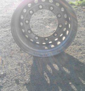 Диск колесный для прицепа