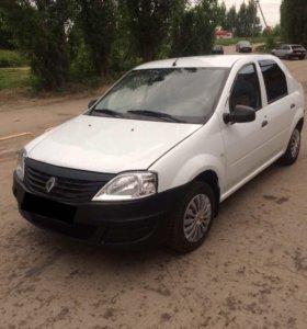Renault Logan, 2014 г.в