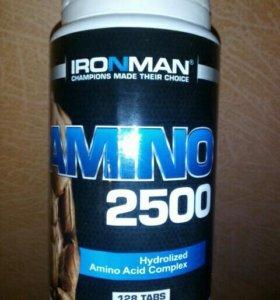 Аминокислоты Ironman Amino 2500