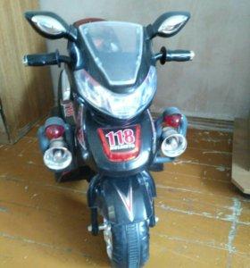 Срочно Мотоцикл детский