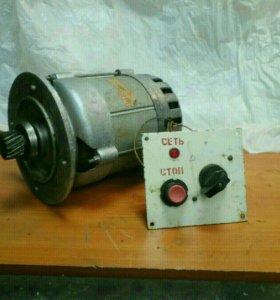 Двигатель ДАТ-161