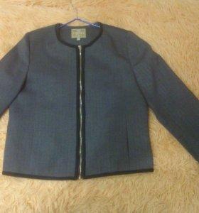 Пиджак для девочки, школьная форма Новый