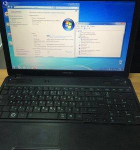 Ноутбук Toshiba C660D-A2K