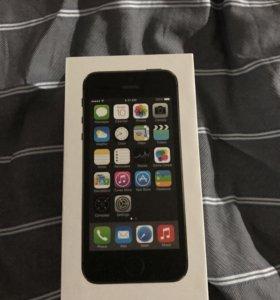 Продажа коробки от iPhone 5s