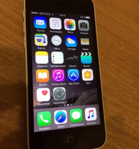 iPhone 5c 16 gb