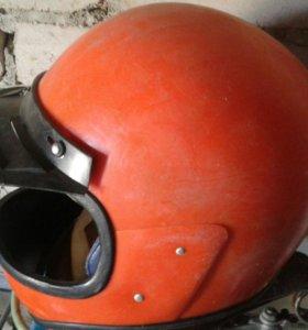 Шлем для езды на мотоцикле