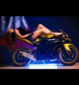 Yamaha R1 replica