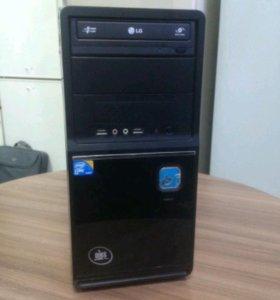 2 ядра компьютер с мощным процессором Intel E7500