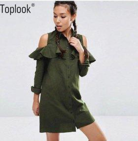 Платье-рубашка Toplook