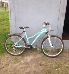 Срочно!!! Велосипед женский 21скорость