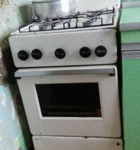 Плита газовая+духовка газовая