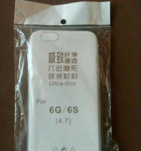 Чехол на Apple iphone 6G 6S (новый)