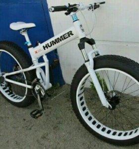 Велосипед фэтбайк Хаммер