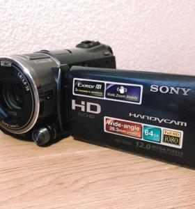 Видеокамера Sony HDR-CX550