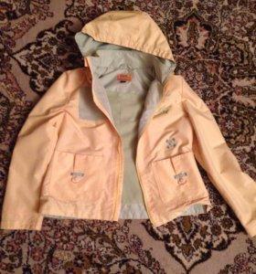 Куртка на девочку (весна,лето)