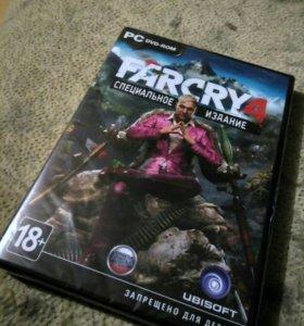 Farcry 4 PC ( запечатанная)