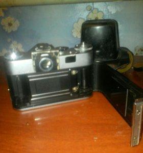 Фотоаппарат зенит в