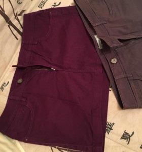 Юбки новые джинс стрейч