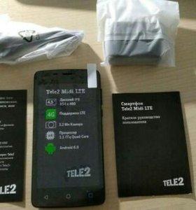 Смартфон Tele2 Midi LTE