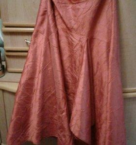 Костюм ( блузка и юбка)