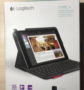 Кейпад Logitech для iPad Air 2