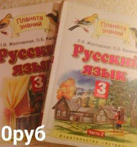 Русский язык. 2,3 класс.