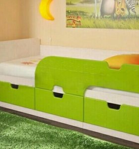 """Кровать детская """"Минима"""""""