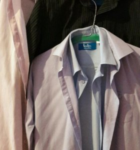 Рубашка школьная 5шт