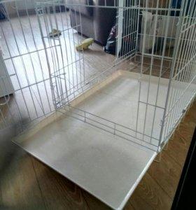 Клетка для щенков и других животных
