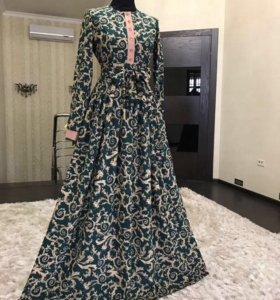 Шикарное новое платье