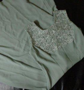 Красивый костюм платье и пиджак