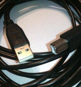USB кабель 2М