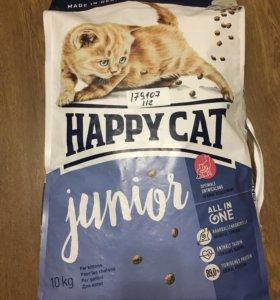 Корм Happy Cat junior