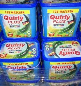 Из Германии! Стиральный порошок Quirly plus (10кг)