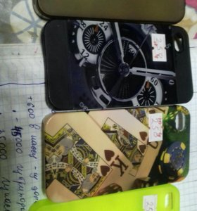 Чехлы на айфоны 4 и 4s